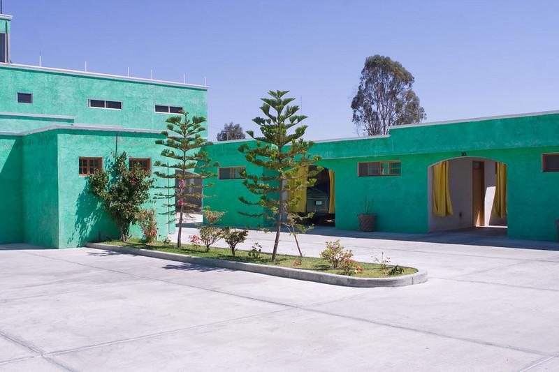basic Motel California