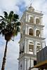 San Buenaventura bell tower