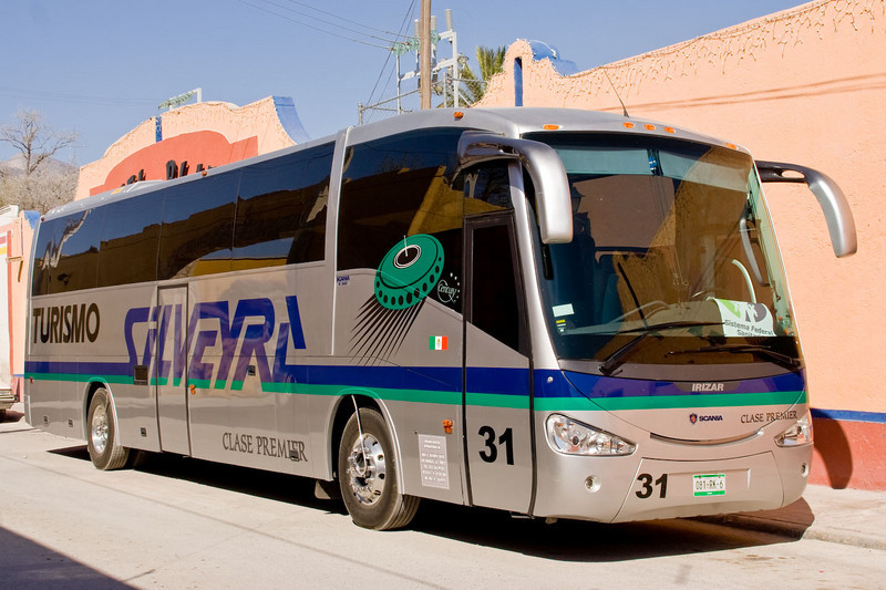 Mexico knows buses. These superliners are like space ships.