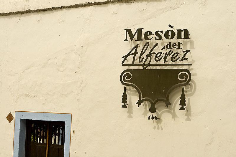 Mesón del Alférez