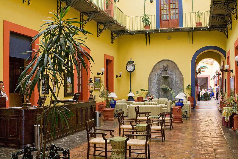 Hotel Posada San Francisco, Tlaxcala
