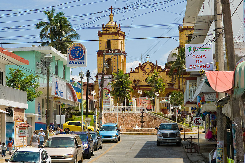 Catemaco Cathedral