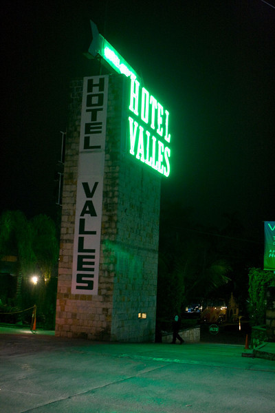 Hotel Valles, a veritible oasis