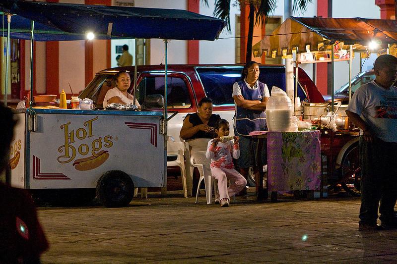 Catemaco plaza