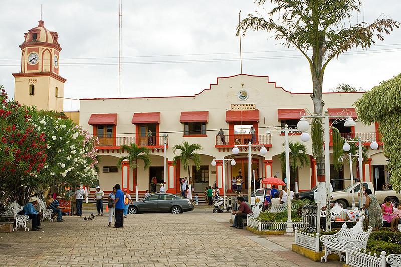 Palacio Municipal, Catemaco