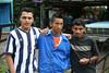 Daniel (left) & pals, Purisima