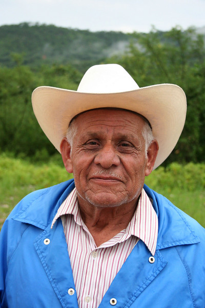 Sr. Able Ojeda, Daniel's grandfather
