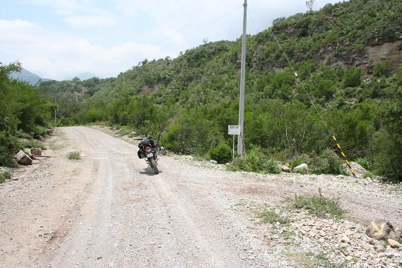 Approaching Cuevas