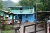 The Ojeda casa where I stayed the night in Purisima.