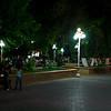 Plaza, Galeana