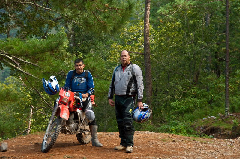 Roberto and Scott Ray (aka StingRay)