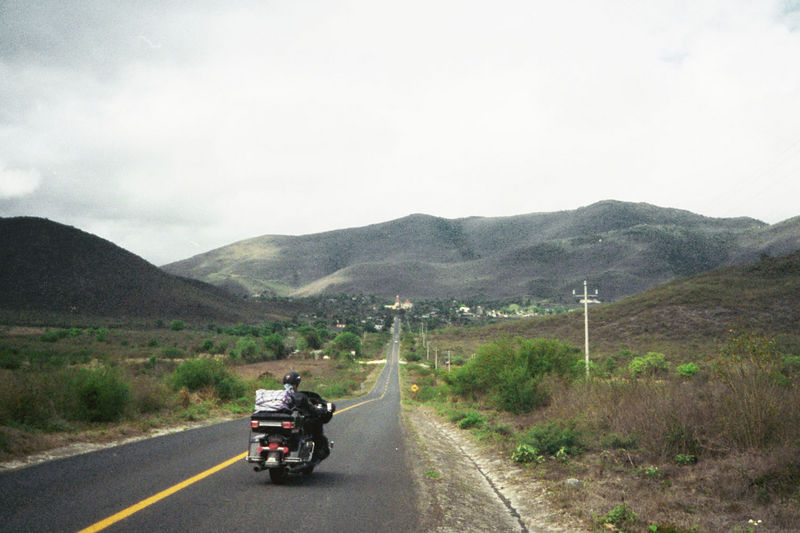 Landa de Matamoros, Sierra Gorda, SLP