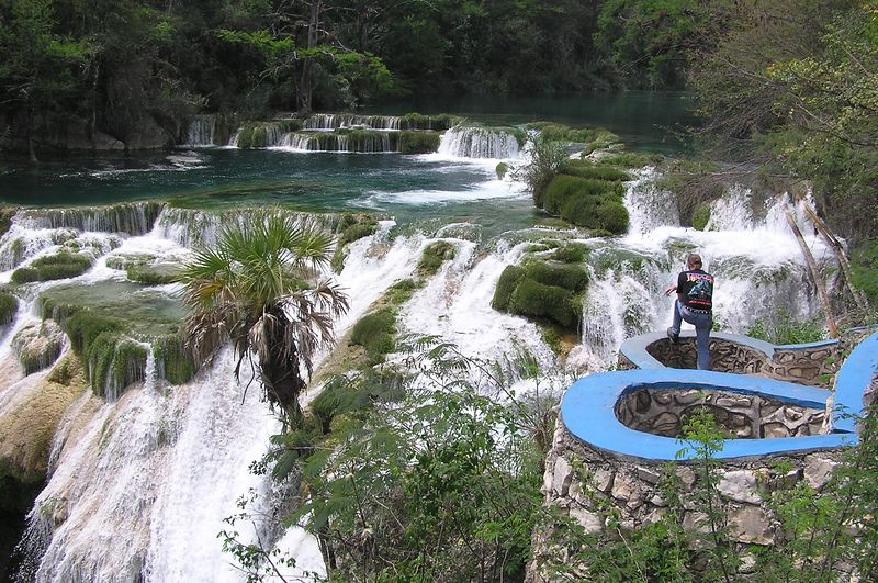 Meco river near El Naranjo