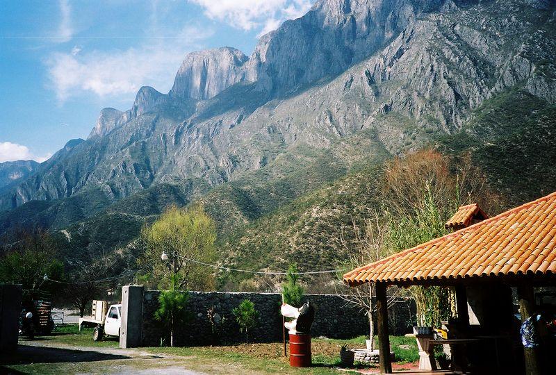 Rosario's place, San Juan de Bautista, San Christobal Mtns south of Monerrey