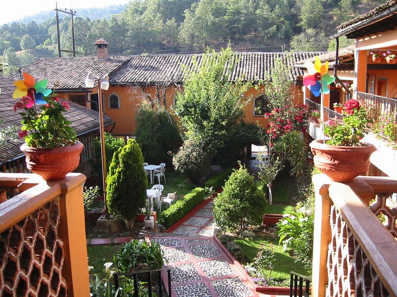 Hotel Don Bruno, Angangueo, Michoacan