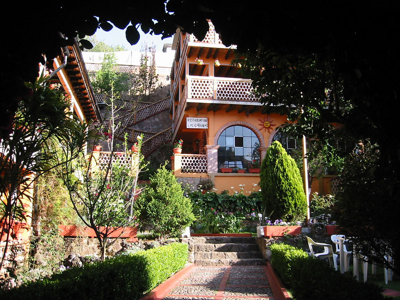 Hotel Don Bruno, Angangueo, Michoacan