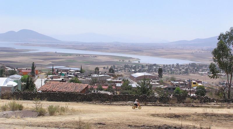 Tepuxtepec reservoir