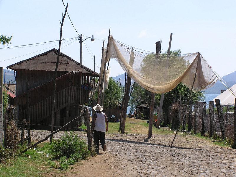 Zirahuen, near Patzcuaro, Michoacan