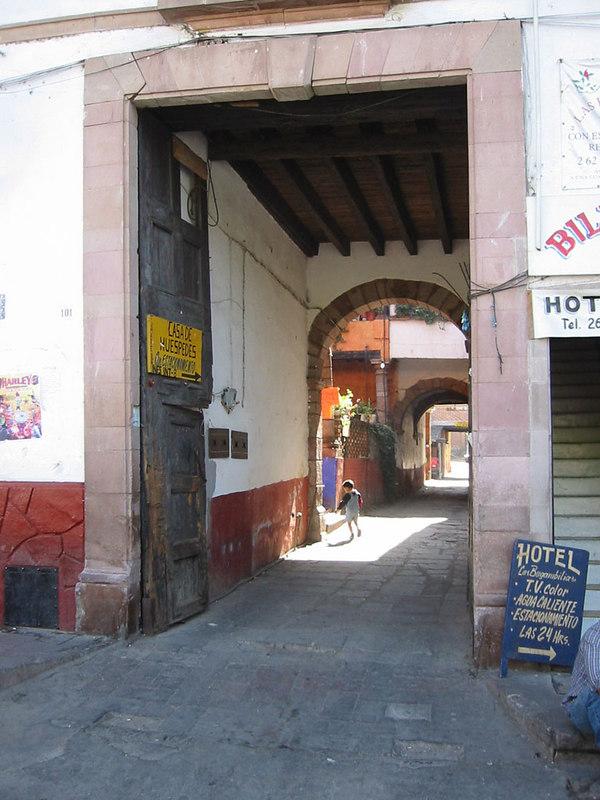 Our No Name Hotel<br /> Valle de Bravo, Mexico