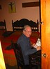 Midnight writer<br /> Hotel Don Bruno, Angagueo, Michoacan