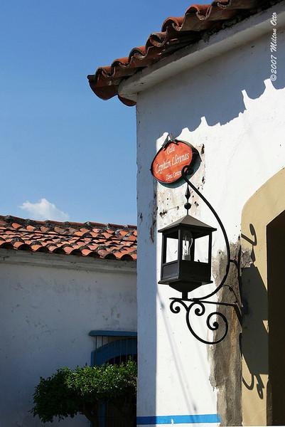 Comala, Mexico, just north of Colima <br /> had a distinct Central American feel.