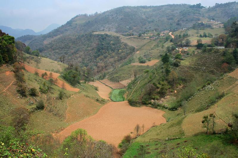 Approaching Pinal de Amoles