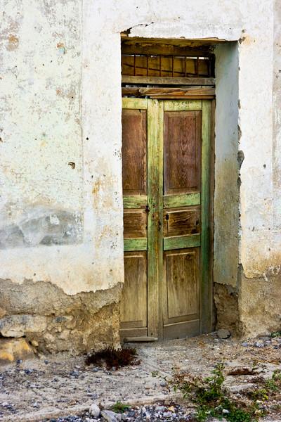 Santa Rosa door