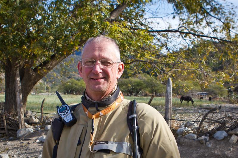 Trail boss, John T