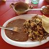 Machacado<br /> A regional dish
