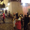 New Years Eve, 2012-2013, <br /> in the streets of Real de Catorce