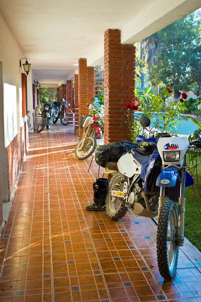Hotel Maria Luisa, Aramberi