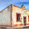 Old school house, at San Jose del Jilguero, near Milpillas