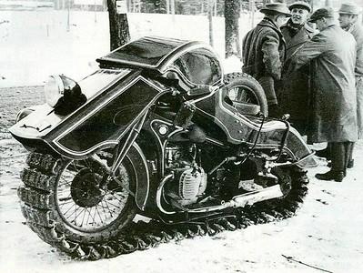 Combat Sidecars, mostly WW II