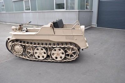 """Tank track """"Motorcycle"""""""
