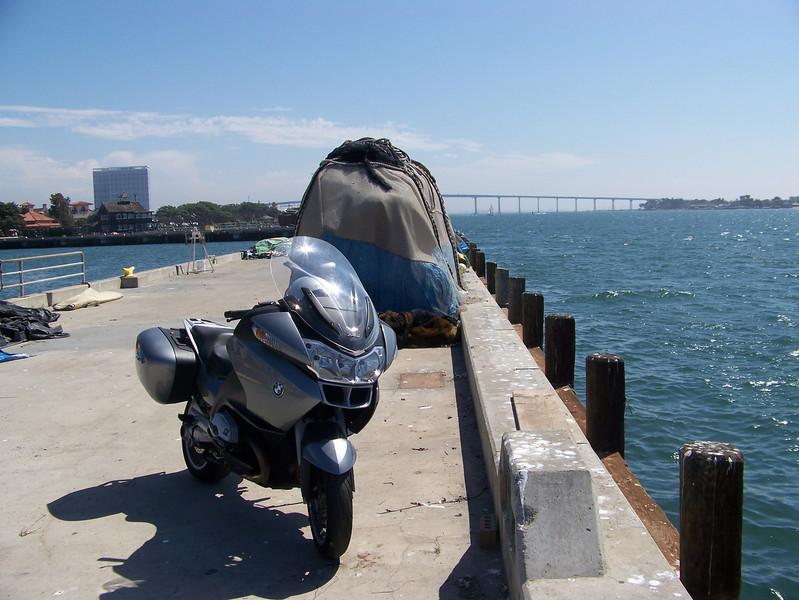 tagarama g street pier