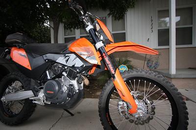 2008 KTM 690
