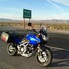 CA  California  nov 8, 2007  @ 8am   US 95  CA-NV line   So long California