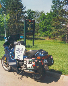 Cuba, NY, june 8, 2002