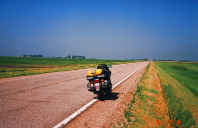 hwy 59, near Elbow Lake, MN, July 18, 2001