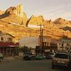 Arizona     nov 7, 2007  @ 430pm   Old Route 66   Oatman, AZ