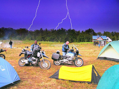 CroMag Campout, Brownfield, Maine,  july  2006
