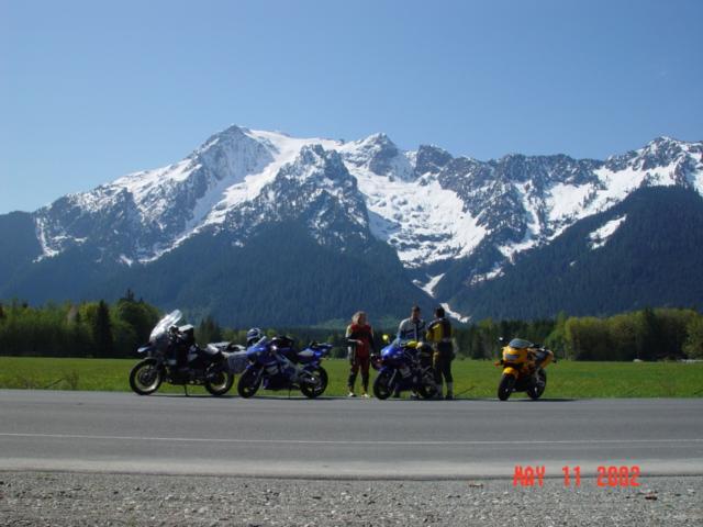 White Horse Mountain