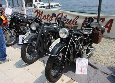 Motoretrò Expo II ediz. - Arona 29.6.2008