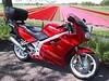 Ronald's Honda VFR750