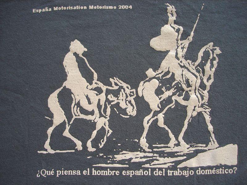 Wat vind jij van de rol van de Spaanse man in het huishouden?