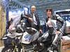 Claudio's fiets, het lijkt wel een droom! Echt aangeraakt!