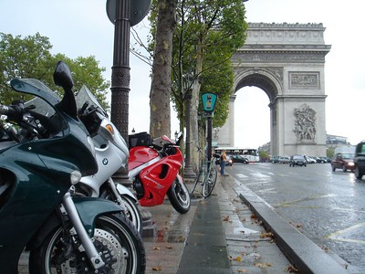 Triumphs en de Arc...