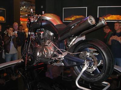 Het nieuwe koppelmonster van Yamaha, de MT01