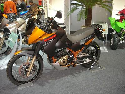Kawa KLE500