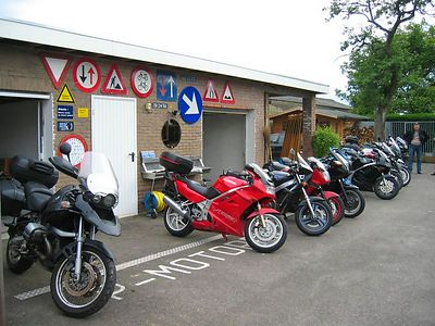 Motorisation Birthday II - 2003